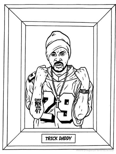 gangsta rap coloring book rata putak gangsta rap coloring book