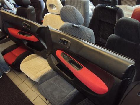 jdm 1996 2000 honda civic h b type r door panels
