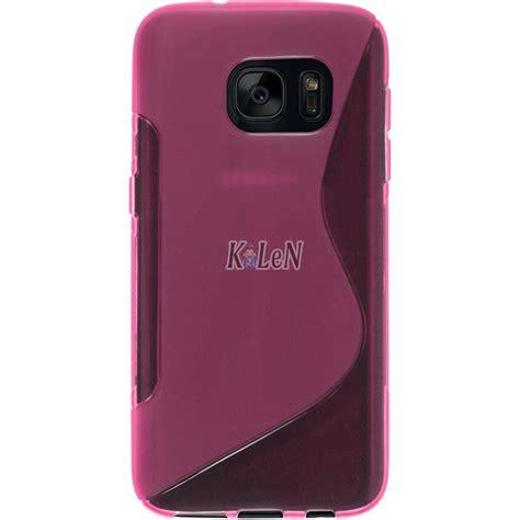 Hp Samsung S7 Mini s line tpu skin cover for samsung galaxy s8 s7 s6 s5