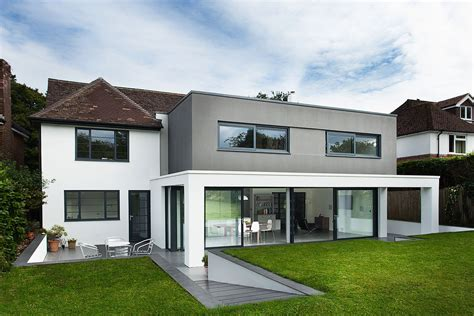 color design of house modern interior romsey road house in winchester
