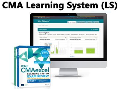 wiley cmaexcel learning system review 2018 complete set 2 year access books wiley cmaexcel cma review discount 2018 review
