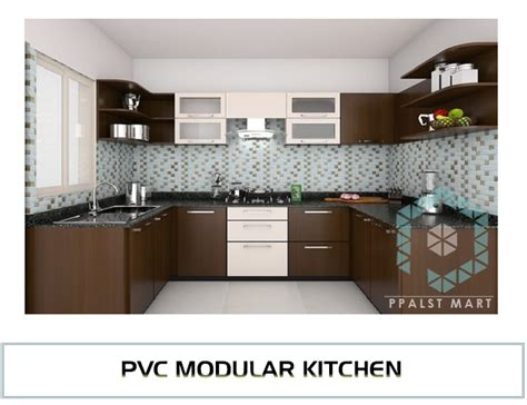 Pvc Kitchen Furniture Designs Modular Kitchen P V C Modular Kitchen Dealers