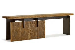 metal and wood furniture for combination in house