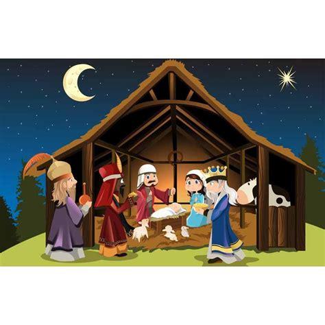imagenes de los reyes magos con el niño jesus dibujo del portal de belen con los reyes magos