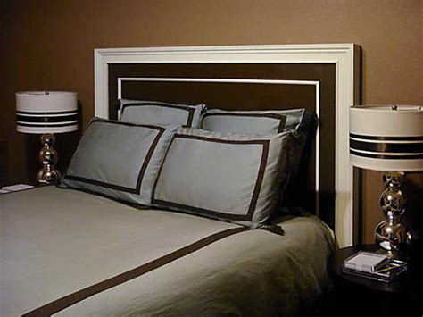 make it yourself headboards furniture elegant do it yourself headboard simple steps