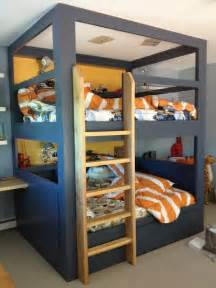 bunk beds for and boy mommo design 8 cool bunk beds