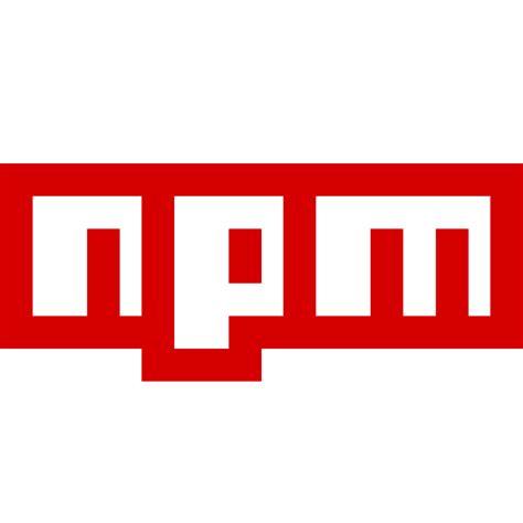 npm colors program icons for