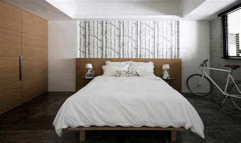 stylish minimalist bedrooms home decor singapore