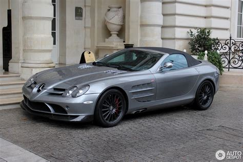 Mercedes Benz Slr Mclaren Roadster 722 S 27 February