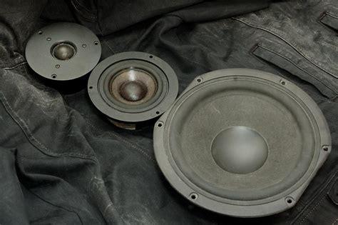 Cool Speakers morel mdt33 scanspeak 13m peerless hds 8 quot