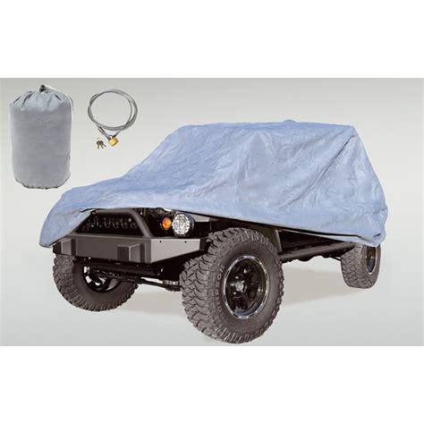 New Handbag Jeep Lock 1636 2 rugged ridge 13321 81 three layer cover with bag and lock 07 15 wranglers 2 dr