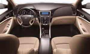 Hyundai Sonata Interior 2014 2014 Hyundai Sonata Review Prices Specs