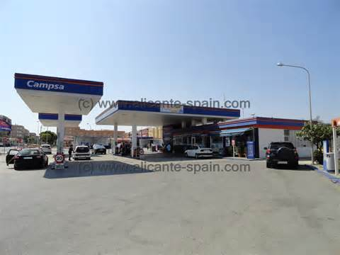 Car Hire Alicante Station Alicante Airport Car Hire Where Is The Nearest Gas Station