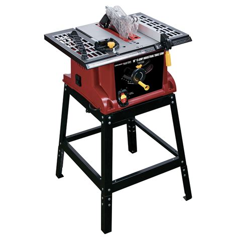10 In 13 Amp Benchtop Table Saw
