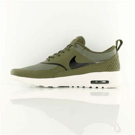 Nike Air Thea Black List White nike wmns nike air max thea medium olive black summit