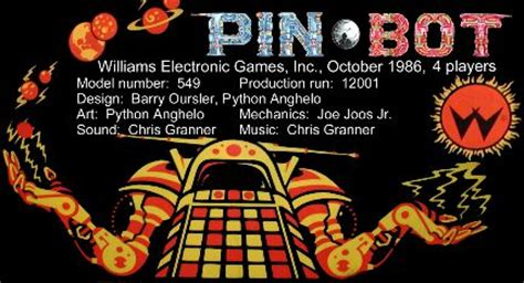 pinball card template ken s custom pinball free play cards k r