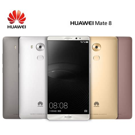 Samsung Note 5 64gb White Muluss Bgt Shadow No Minus Ori Segel 1 6 0 quot huawei mate 8 4gb 128gb android 6 0 octa 4g lte
