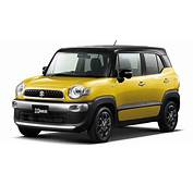 Suzuki Xbee Appears Quite Similar In Style To Discontinued