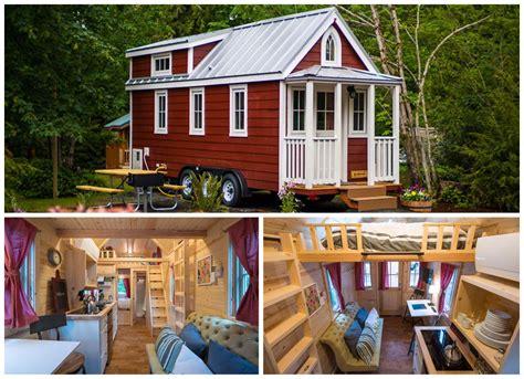 Tiny Houses On Wheels We Love Bob Vila Tumbleweeds Tiny House