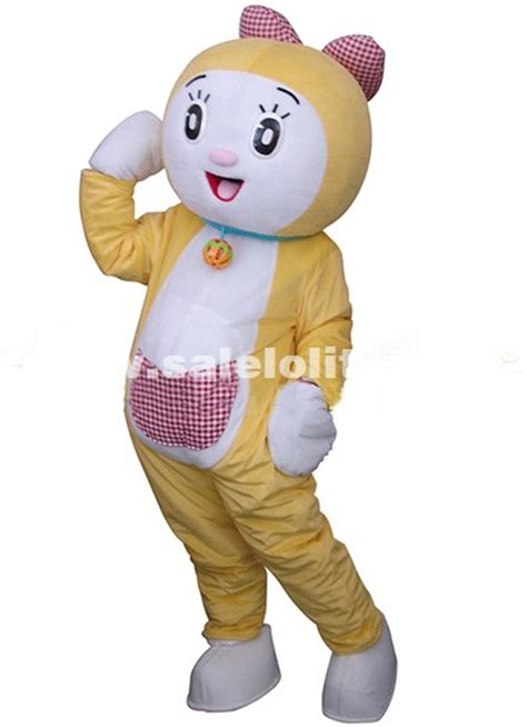 Sale Gembok Angka Doraemon 263 doraemon costume fluffy plush robocat mascot costume