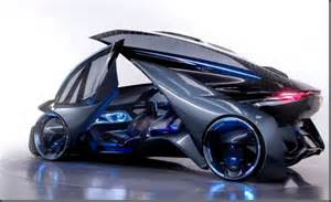 Electric Cars Future Of 187 Concept The Electric Car Chevrolet Fnr Future Technology