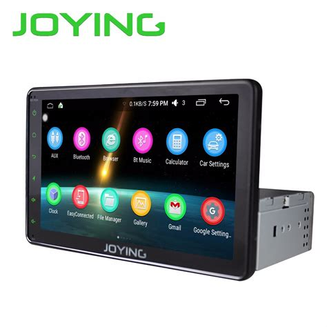 din android aliexpress buy new android 6 0 8 quot touch screen android single 1 din car stereo