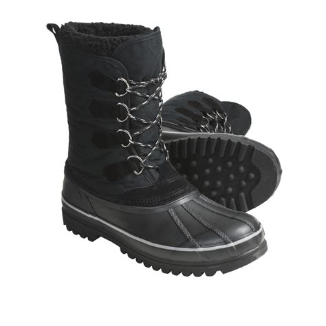 khombu snow boots khombu packer winter boots for 3723x save 35