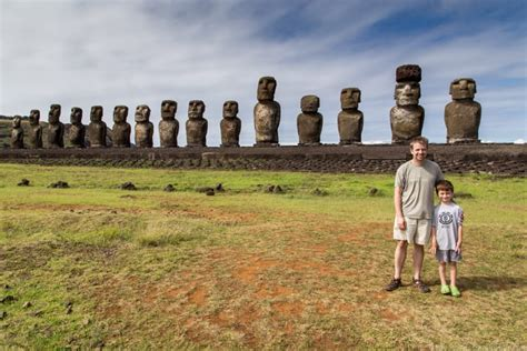 traveling to easter island easter island with a 6 year travel babbo