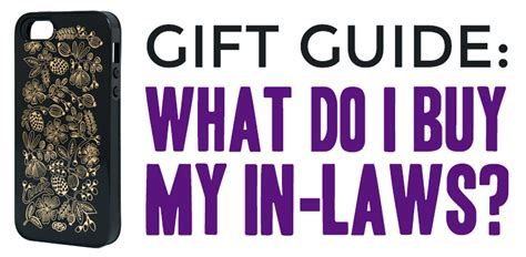 Gift Ideas For The Inlaws - gift guide 5 the in laws