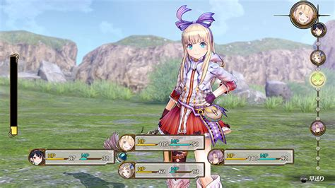 Kaset Ps4 Atelier Firis The Alchemist And The Mysterious Journey a look at atelier firis characters rice digital rice digital