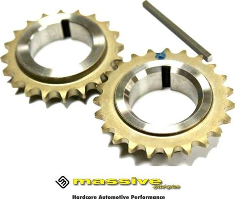 Tensionet Gear Spocket Mazda 2 keyed timing chain drive gear mazdaspeed 3 6 2 3 disi cx 7 cx7 turbo ms3 ms6 ebay