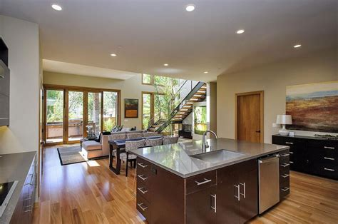 home interiors kitchen world of architecture contemporary style home in burlingame california