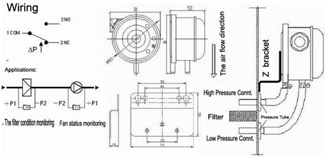 gas furnace pressure switch schematic gas free engine