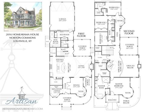 signature design plans artisan signature homes custom home builder louisville homearama 2016