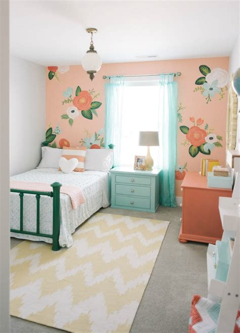 painted wall ideas bedrooms kids space with design loves details nesting with grace