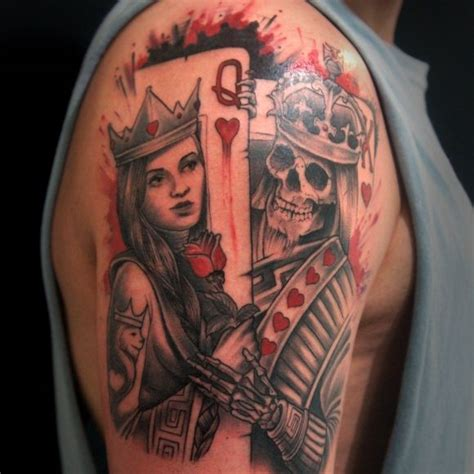 tattoo queen of hearts 17 best images about tattoo works by steve avalos on