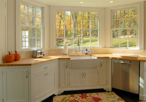 Bay Window Kitchen Ideas by Bay Window Sink House Stuff