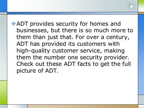 adt home security customer service number 28 images