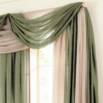 Different Ways To Drape Curtains Decor 2 Colors Decorating Pinterest Decorating And House