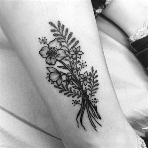 flower bouquet tattoo 25 best ideas about bouquet on flower