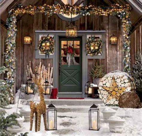 como decorar un jardin de navidad navidad 12 ideas para decorar la casa continuaci 243 n 2