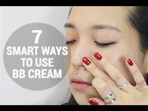 natural makeup tutorial using bb cream how to apply bb cream 7 different ways to wear bb cream