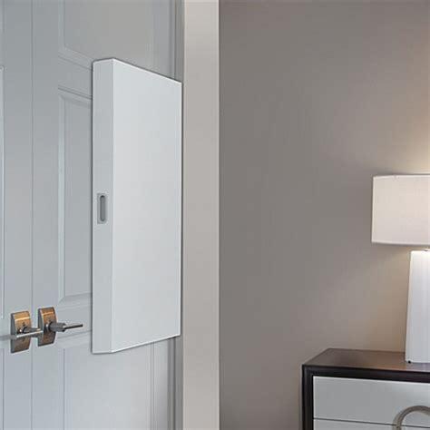 door storage cabinet hinge mounted cabidor 174 concealable hinge mounted mini storage cabinet