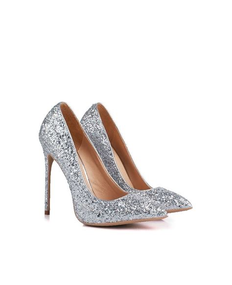 Sparkly Wedding Shoes by Sparkly Sequin Silver Wedding Shoes For 2018 Brides Msl