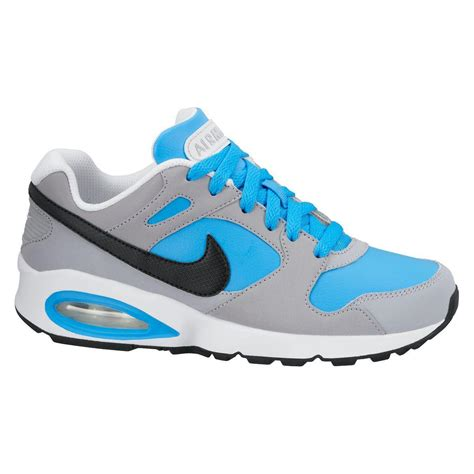 running shoes size 3 nike boys air max coliseam running shoes blue grey size