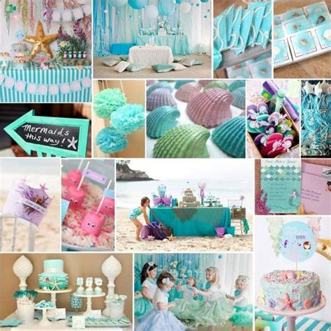 party themes pinterest little mermaid party ideas pinterest www imgkid com