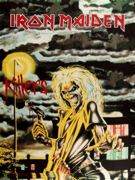 Plakat Iron Maiden by Iron Maiden Killers Plakaty W Allposters Pl