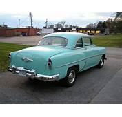 1953 Chevy Belair Coupe Gasser Hot Rod Street Drag
