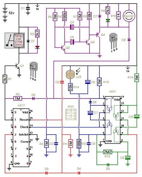 cellphone operated toggle switch control circuit