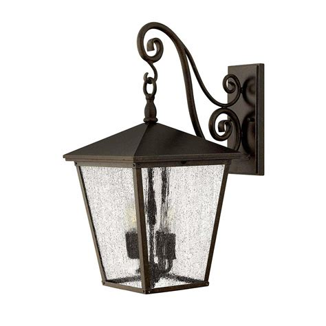 Small Sconces Buy The Trellis Small Outdoor Wall Sconce